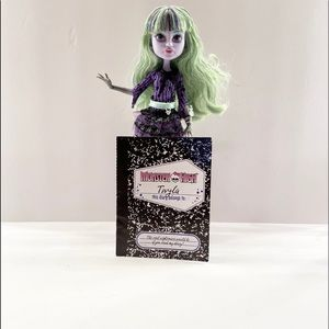 Monster High- Twyla Daughter of the Boogie Man